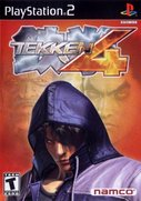 Cover zu Tekken 4 - PlayStation 2