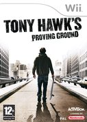 Cover zu Tony Hawk's Proving Ground - Wii