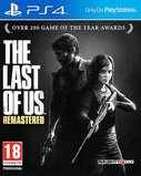 Cover zu The Last of Us Remastered - PlayStation 4