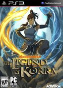 Cover zu The Legend of Korra - PlayStation 3