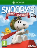 Cover zu The Peanuts Movie: Snoopy's Grand Adventure - Xbox One