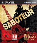 Cover zu The Saboteur - PlayStation 3