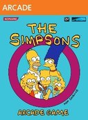 Cover zu The Simpsons Arcade Game - Xbox Live Arcade