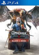 Cover zu The Witcher 3: Blood and Wine - PlayStation 4
