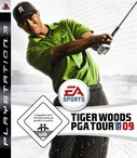 Cover zu Tiger Woods PGA Tour 09 - PlayStation 3