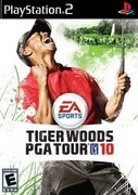 Cover zu Tiger Woods PGA Tour 10 - PlayStation 2