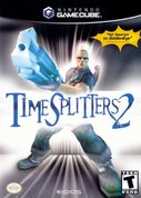 Cover zu Time Splitters 2 - GameCube