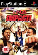 Cover zu TNA Impact! - PlayStation 2