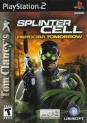 Cover zu Splinter Cell 2: Pandora Tomorrow - PlayStation 2