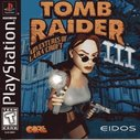 Cover zu Tomb Raider III: Adventures of Lara Croft - PlayStation