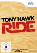 Cover zu Tony Hawk: Ride - Wii