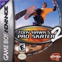 Cover zu Tony Hawk's Pro Skater 2 - Game Boy Advance