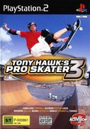 Cover zu Tony Hawk's Pro Skater 3 - PlayStation 2