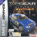 Cover zu Top Gear Rally - Game Boy Advance