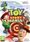 Cover zu Toy Story Mania! - Wii