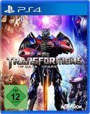 Cover zu Transformers: The Dark Spark - PlayStation 4