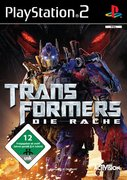 Cover zu Transformers: Revenge of the Fallen - PlayStation 2