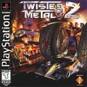 Cover zu Twisted Metal 2 - PlayStation