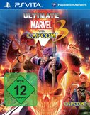 Cover zu Ultimate Marvel vs. Capcom 3 - PS Vita
