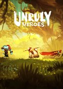 Cover zu Unruly Heroes - Nintendo Switch