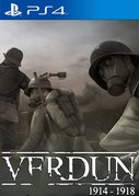 Cover zu Verdun - PlayStation 4