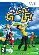 Cover zu We Love Golf! - Wii