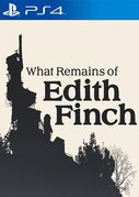 Cover zu What Remains of Edith Finch - PlayStation 4