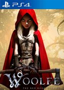 Cover zu Woolfe - The Red Hood Diaries - PlayStation 4