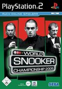 Cover zu World Snooker Championship 2005 - PlayStation 2