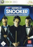 Cover zu World Snooker Championship 2007 - Xbox 360