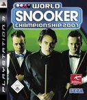 Cover zu World Snooker Championship 2007 - PlayStation 3