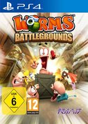 Cover zu Worms Battlegrounds - PlayStation 4
