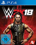 Cover zu WWE 2K18 - PlayStation 4
