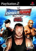 Cover zu WWE SmackDown vs. Raw 2008 - PlayStation 2