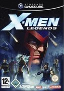 Cover zu X-Men Legends - GameCube
