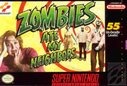 Cover zu Zombies Ate My Neighbors - SNES