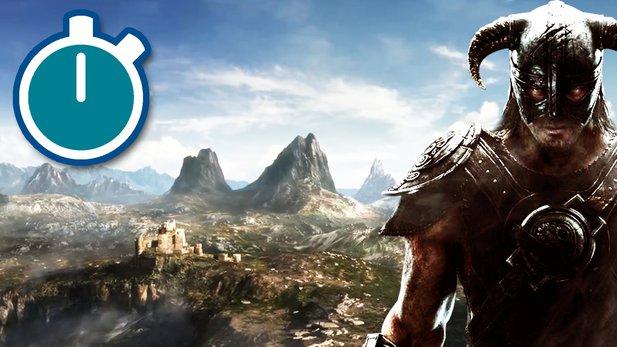 199 Sekunden für Elder Scrolls 6 - Das lange Warten aufs next Skyrim
