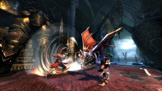 Castlevania: Lords of Shadow - Test-Video