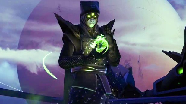 Destiny - Launch-Trailer des DLCs »Dunkelheit Lauert«