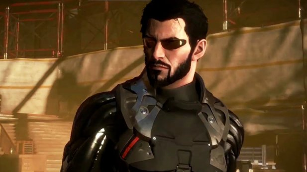 Deus Ex: Mankind Divided - Gameplay aus dem Dubai-Level