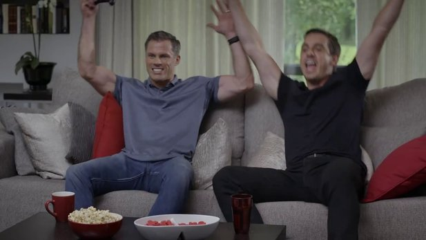 FIFA 16 - Ultimate-Team-Draft mit Gary Neville und Jamie Carragher