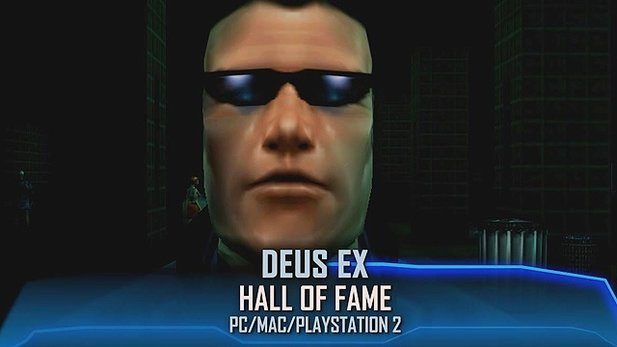Deus Ex - Hall-of-Fame-Video