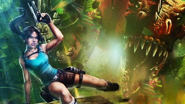 Lara Croft: Relic Run - Launch-Trailer zum Jump&Run für Android & iOS