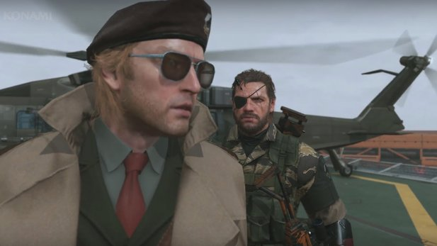 Metal Gear Solid 5: The Phantom Pain - Mother-Base-Gameplay im Video