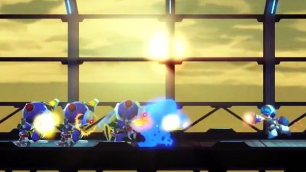 Gameplay-Video von Mighty No. 9