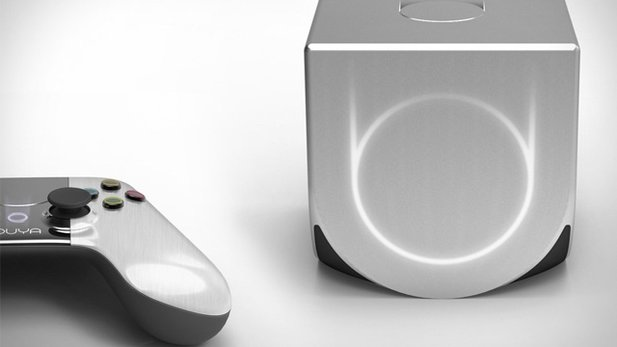 Die Ouya-Konsole läuft mit der Android-Version »Jelly Bean«.