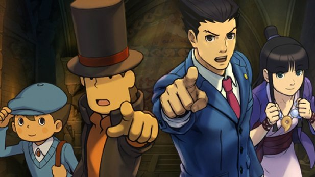 Professor Layton vs. Phoenix Wright - Trailer zum 3DS-Adventure-Crossover