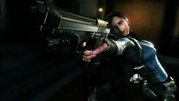Resident Evil: Revelations - Test-Video