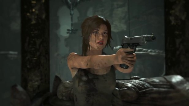 Rise of the Tomb Raider - Launch-Trailer »Make Your Mark«