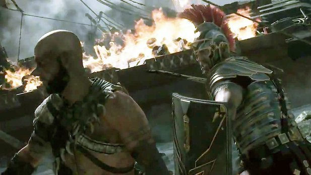 Ryse: Son of Rome - Gameplay-Demo von der E3 2013